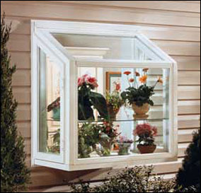 Plant Windows For Kitchens New House Designs. Window Greenhouse Kitchen  Garden